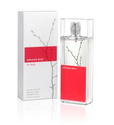 ARMAND BASI IN RED 3.4 EDT SP FOR WOMEN
