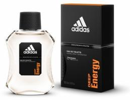 ADIDAS DEEP ENERGY 3.4 EDT SP FOR MEN