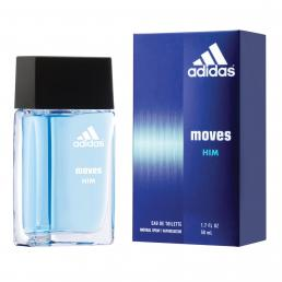 ADIDAS MOVES 1.7 EDT SP FOR MEN