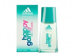 ADIDAS HAPPY GAME 1 OZ EDT SP FOR WOMEN