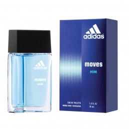 ADIDAS MOVES 1 OZ EDT SP FOR MEN