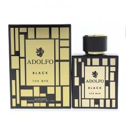 ADOLFO BLACK 3.4 EDT SP FOR MEN