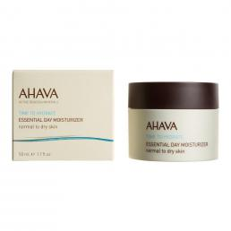 AHAVA TIME TO HYDRATE ESSENTIAL DAY MOISTURIZER NORMAL TO DRY SKIN 1.7 OZ