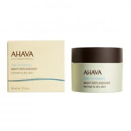 AHAVA TIME TO HYDRATE NIGHT REPLENISHER NORMAL TO DRY SKIN 1.7 OZ