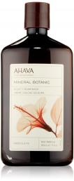AHAVA MINERAL BOTANIC VELVET CREAM WASH HIBISCUS & FIG 17 OZ