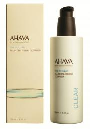 AHAVA TIME TO CLEAR ALL IN ONE TONING CLEANSER 8.5 OZ