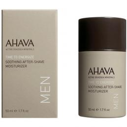 AHAVA TIME TO ENERGIZE SOOTHING AFTER-SHAVE MOISTURIZER 1.7 OZ