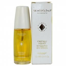ALFAPARF SEMI DI LINO DIAMOND FOR ALL HAIR TYPES CRISTALLI LIQUIDI 0.54 OZ