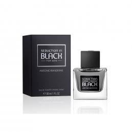 ANTONIO BANDERAS SEDUCTION IN BLACK 1OZ EDT SP FOR MEN