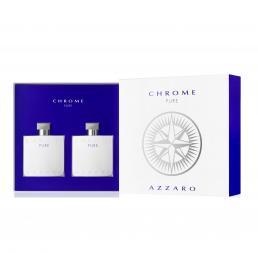 AZZARO CHROME PURE 2 PCS SET: 3.4 SP