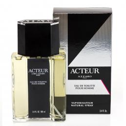 AZZARO ACTEUR 3.4 EDT SP FOR MEN