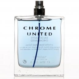 AZZARO CHROME UNITED TESTER 3.4 EDT SP