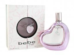 BEBE SHEER 3.4 EDP SP WOMEN