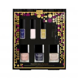 BUTTER LONDON PASSWORD PLEASE HOLIDAY 2015 SET