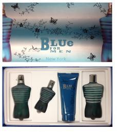 BLUE 4 PCS SET FOR MEN: 4.2 SP