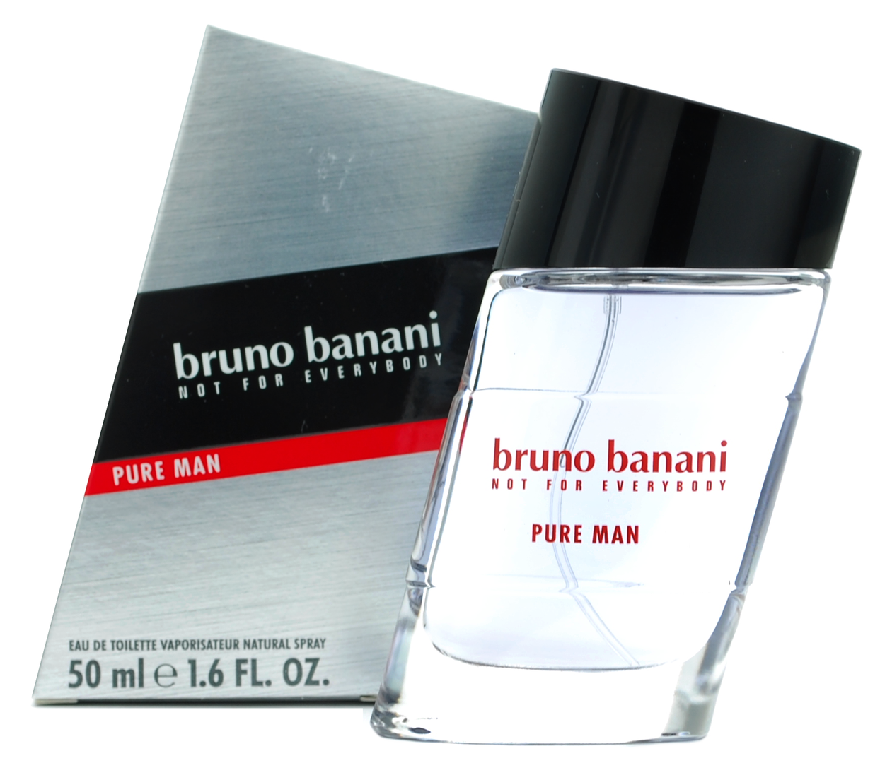 BRUNO BANANI PURE MEN 1.7 EAU DE TOILETTE SPRAY