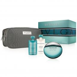 BVLGARI AQUA MARINE 4 PCS SET: 3.4 SP