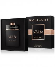 BVLGARI MAN IN BLACK 5 OZ EDP SP