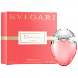 BVLGARI OMNIA CORAL 25 ML EDT SP FOR WOMEN