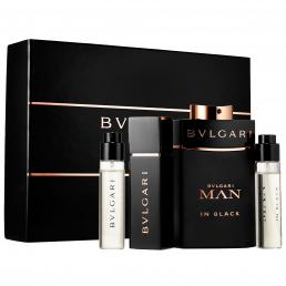 BVLGARI MAN IN BLACK 4 PCS SET: 3.4 SP