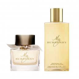 BURBERRY MY BURBERRY 2 PCS SET: 3 OZ SP