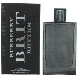 BURBERRY BRIT RHYTHM 6 OZ EDT SP FOR MEN