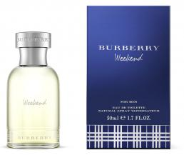 BURBERRY WEEKEND 1.7 EDT SP FOR MEN