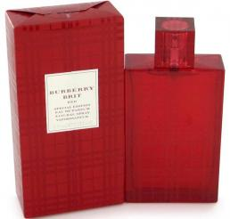BURBERRY BRIT RED 3.4 EDP SP FOR WOMEN