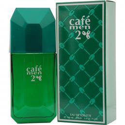 CAFE MEN 2 3.4 EDT SP (GREEN)