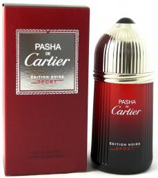 CARTIER PASHA NOIR SPORT 5 OZ EDT SP
