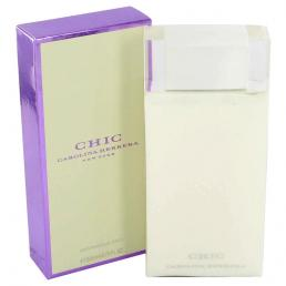 CAROLINA HERRERA CHIC 6.75 OZ BODY LOTION