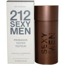 212 SEXY TESTER 3.4 EDT SP FOR MEN