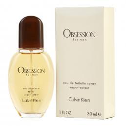 OBSESSION 1 OZ EDT SP FOR MEN