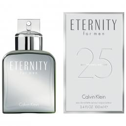 ETERNITY 25TH ANNIVERSARY 3.4 EDT SP FOR MEN