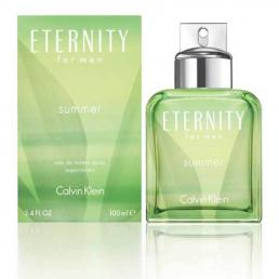 ETERNITY SUMMER 2009 3.4 EDT SP FOR MEN