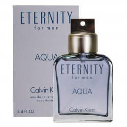 ETERNITY AQUA 3.4 EDT SP FOR MEN