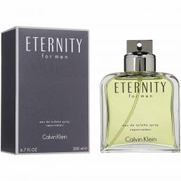 ETERNITY 6.7 EDT SP FOR MEN