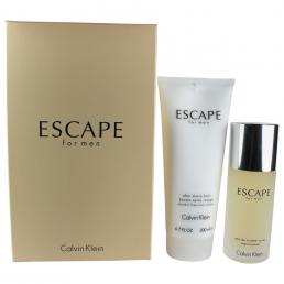 ESCAPE 2 PCS SET FOR MEN: 3.4 SP + ASB (PICTURE BOX)