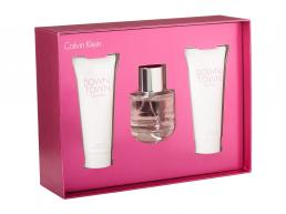 CK DOWNTOWN 3 PCS SET FOR WOMEN: 3 OZ SP