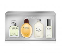 CALVIN KLEIN 4 PCS * 15 ML SET FOR MEN
