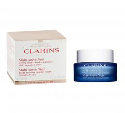 CLARINS MULTI-ACTIVE NIGHT YOUTH RECOVERY COMFORT CREAM 1.7 OZ