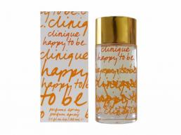CLINIQUE HAPPY TO BE 3.4 PARFUM SP