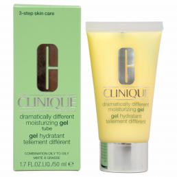 CLINIQUE DRAMATICALLY DIFFERENT MOISTURIZING GEL TUBE 1.7 OZ