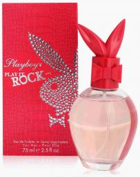 PLAYBOY PLAY IT ROCK 2.5 EDT SP FOR WOMEN