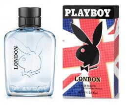 PLAYBOY LONDON 3.4 EDT SP FOR MEN