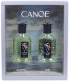 CANOE 2 PCS SET FOR MEN: 2 OZ EDT SPL (STORE RETURNS)