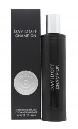 DAVIDOFF CHAMPION 3 OZ AFTER SHAVE SPLASH