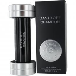 DAVIDOFF CHAMPION 3 OZ EDT SP FOR MEN