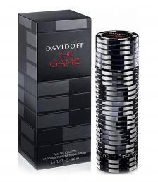 DAVIDOFF THE GAME 3.4 EAU DE TOILETTE SPRAY FOR MEN