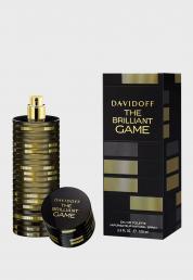 DAVIDOFF THE BRILLIANT GAME 3.4 EAU DE TOILETTE SPRAY FOR MEN